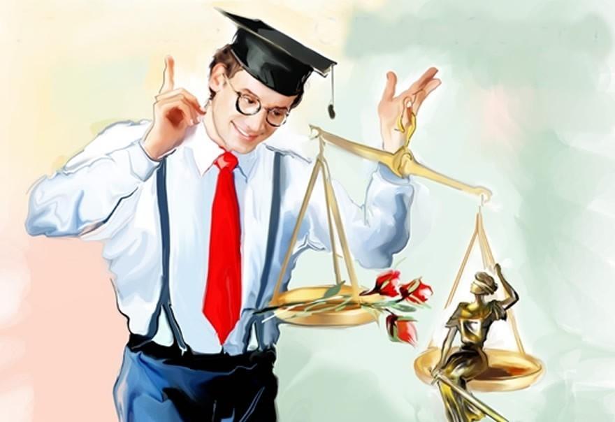 Веселые картинки юристов