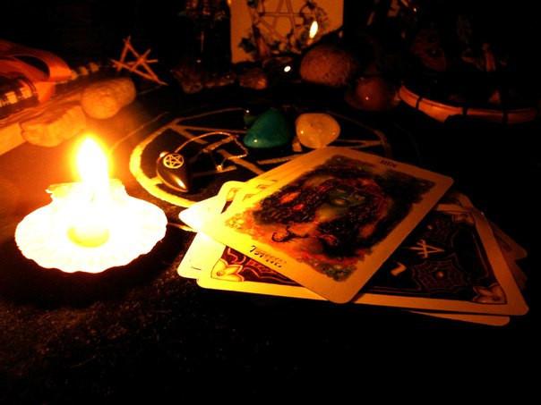 ритуал на врага через карты по фото огромное количество