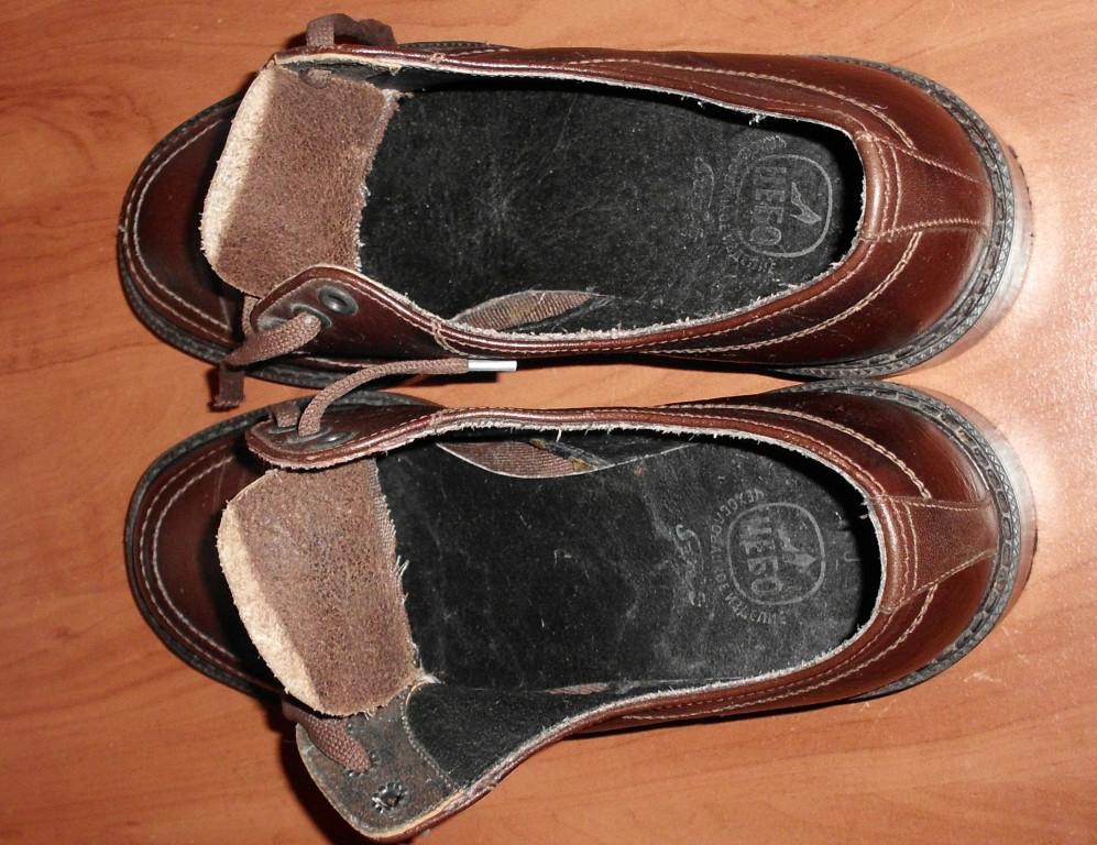 Фото обувь цебо