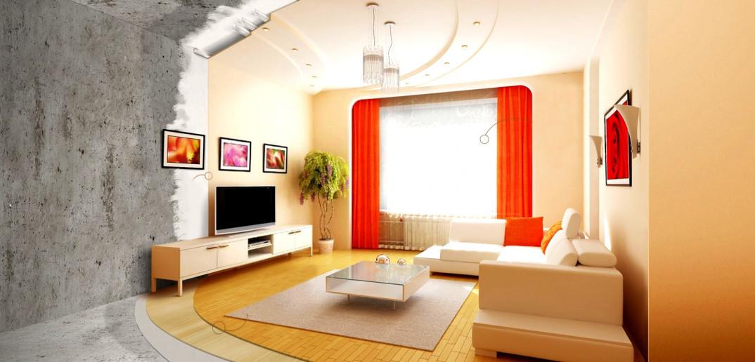 Ремонт квартир под ключ фото выполненных работ