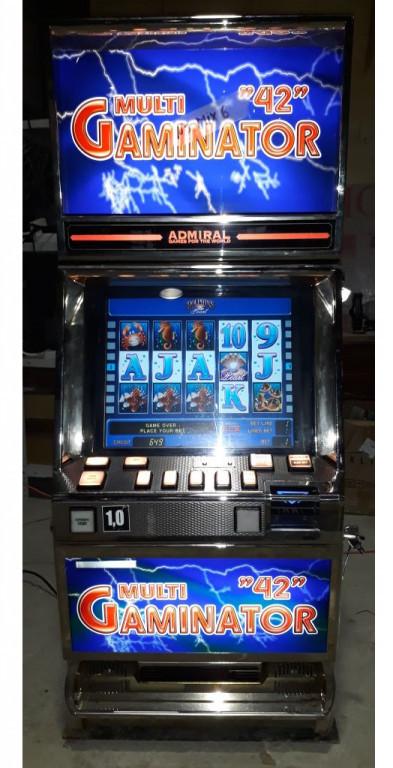Игровые автоматы gaminator.com карты пасьянс тройка играть