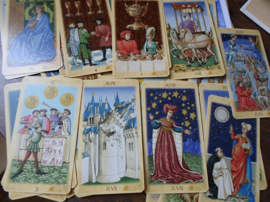 Средневековье таро толкование и картинки