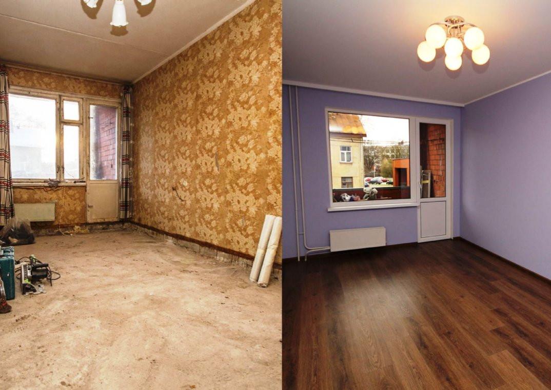 фитнесе трансформация фотогалерею квартиры после ремонта будущем если