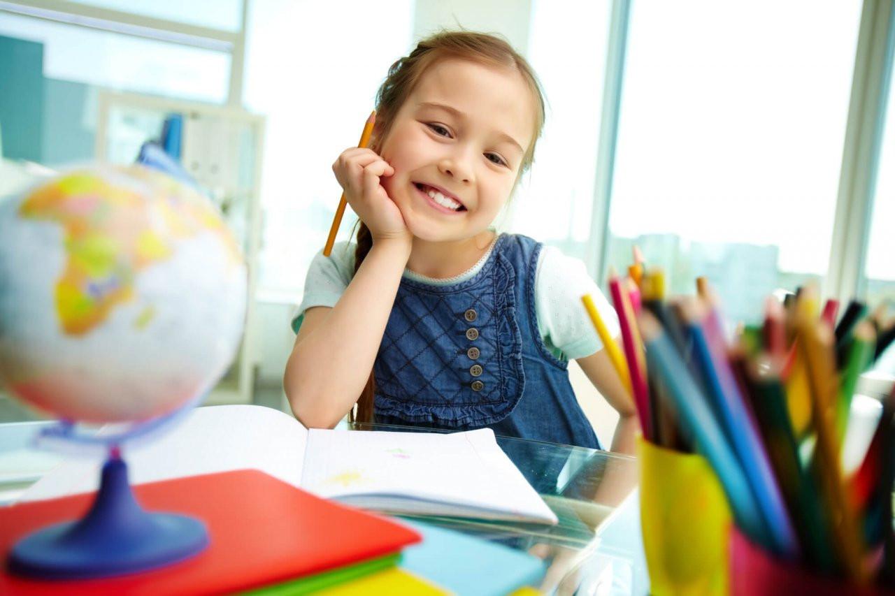 Красивые картинки ребенок учиться