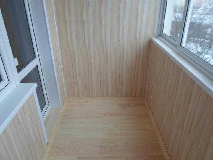 отделка балконов дск фото результате